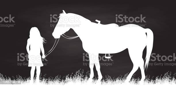 Farm girl horse companion vector id1053706208?b=1&k=6&m=1053706208&s=612x612&h=u5cah3zsxc8eigx0 z8x4yfqkkhh3 yjb8wuwtkeswa=