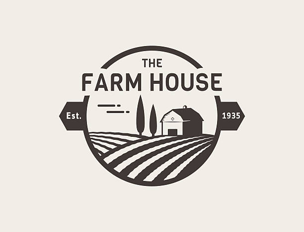 Best Farmhouse Illustrations, Royalty-Free Vector Graphics & Clip