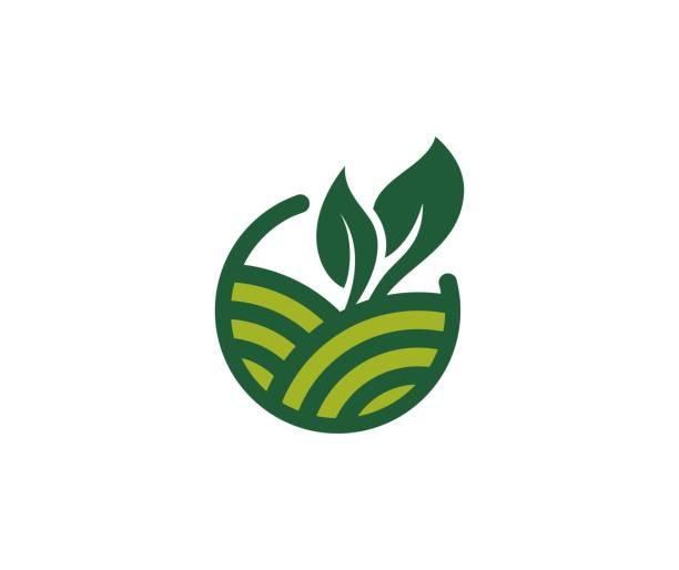 Icono de granja - ilustración de arte vectorial