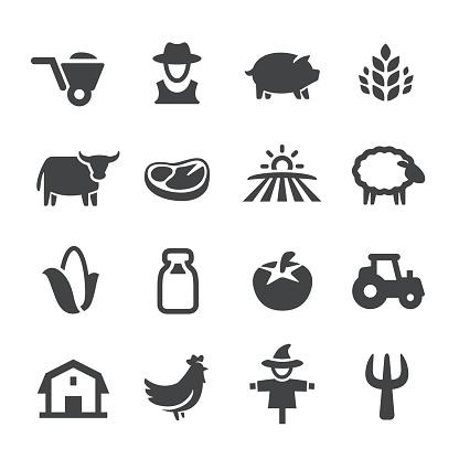 Farm Icons - Acme Series