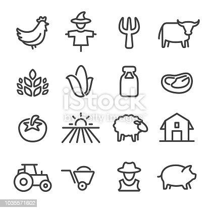 Farm, Agriculture,