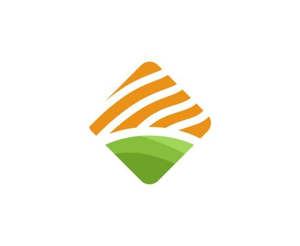 Farm-Logo – Vektorgrafik