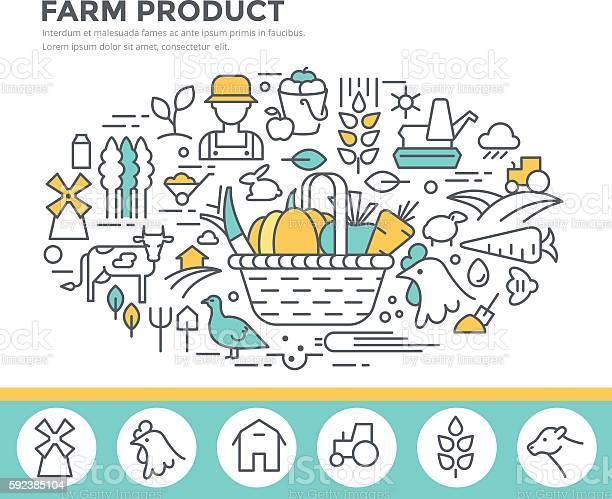 Farm product illustration vector id592385104?b=1&k=6&m=592385104&s=612x612&h=rg0w 71ob89fpwadmxqzqmbsesvyhu7v0xkxqhomtoi=