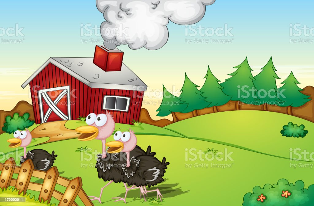 Farm royalty-free farm stock vector art & more images of animal