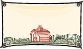 Farmer's Market Banner