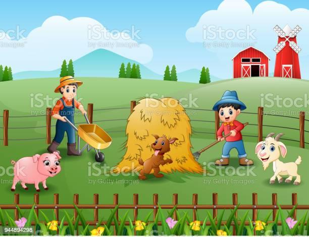 Farming activities on farms with animals vector id944894298?b=1&k=6&m=944894298&s=612x612&h=ayawxvzq1jmihfz bt9suo740qztgqzccvjgs9ogu1e=