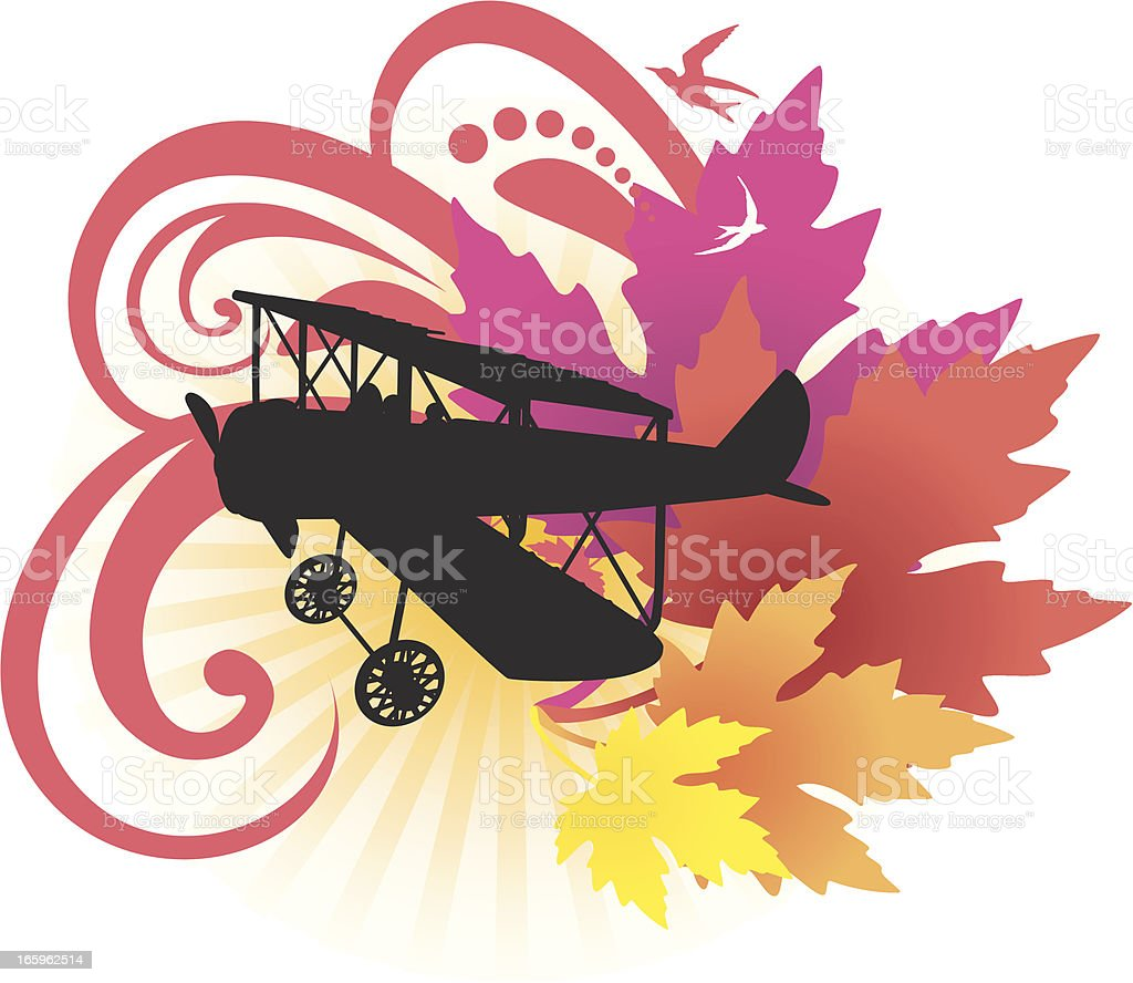 Fashion Airplane royalty-free fashion airplane stock vector art & more images of air vehicle