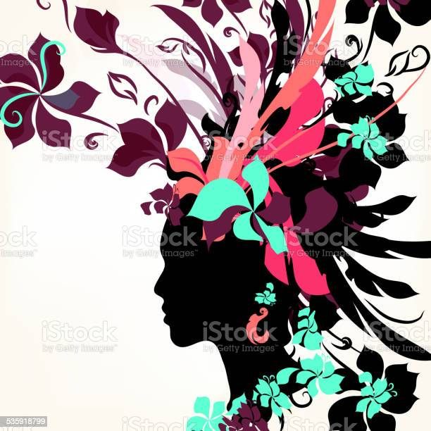 Fashion background with female face and floral hair vector id535918799?b=1&k=6&m=535918799&s=612x612&h=a8y8cfbcqkdql07kzyzxm9cul0zrgmm2zdvq y0z6oe=