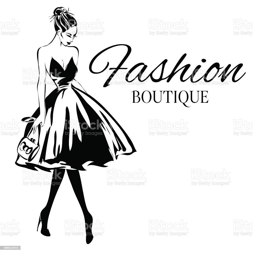 Women S Beauty And Fashion Logo Vector