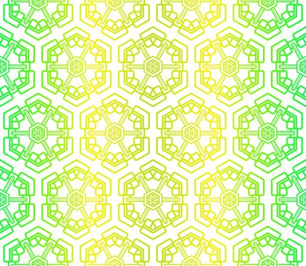 mode-design bedruckt mit geometrischem muster. vektor-illustration. für modernes interior design, mode-textil-druck, wallpaper. neon-farben - neonhosen stock-grafiken, -clipart, -cartoons und -symbole