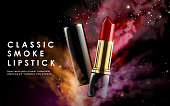 istock Fashion lipstick ads 644172912