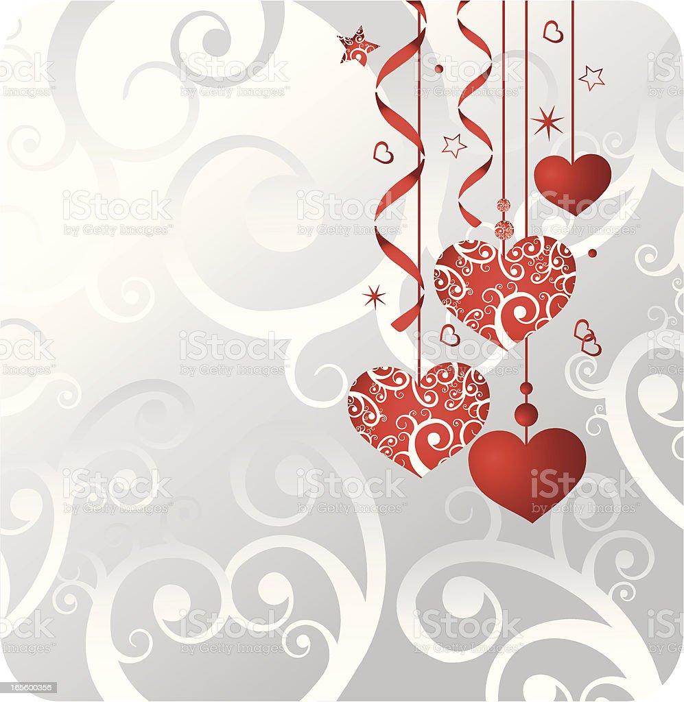 Fashion Love Pattern royalty-free stock vector art