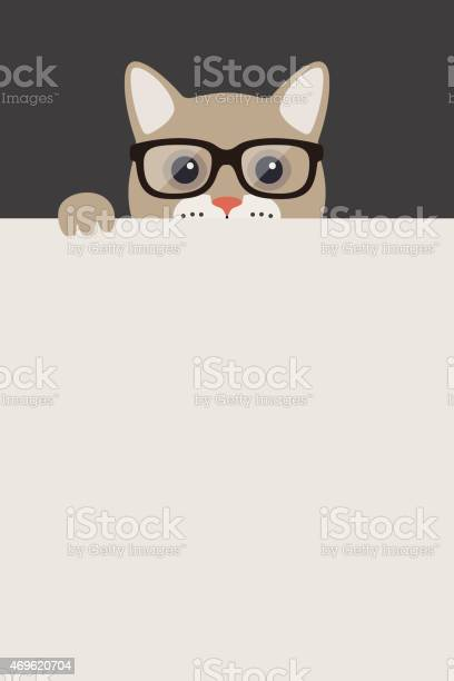 Fashion portrait of cat teacher cat vector id469620704?b=1&k=6&m=469620704&s=612x612&h=bpn8khiwoj5yukxptm60r0ofd7oth1pvrz9nkr6zkpw=