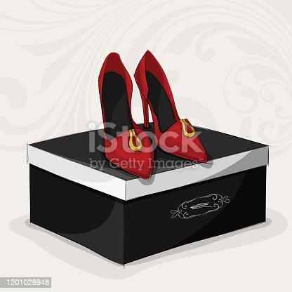 istock fashion shoes 1201028948