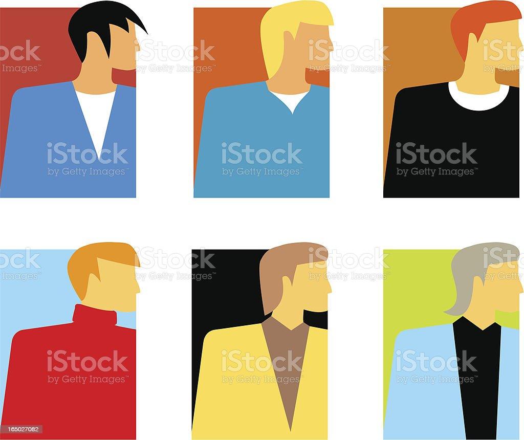 Mode-Symbole-Vektor – Vektorgrafik