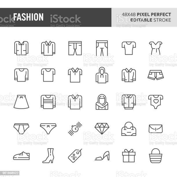 Fashion vector icon set vector id951868522?b=1&k=6&m=951868522&s=612x612&h=cbmbwjlfchb9np0cqt1jvcdn6duqj8t43bylm50bhba=