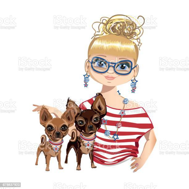 Fashionable girl with a little dog vector id678837920?b=1&k=6&m=678837920&s=612x612&h=zixzhdiojfz7cu4ytssoniqovnl7wzwryfbsr t7yry=
