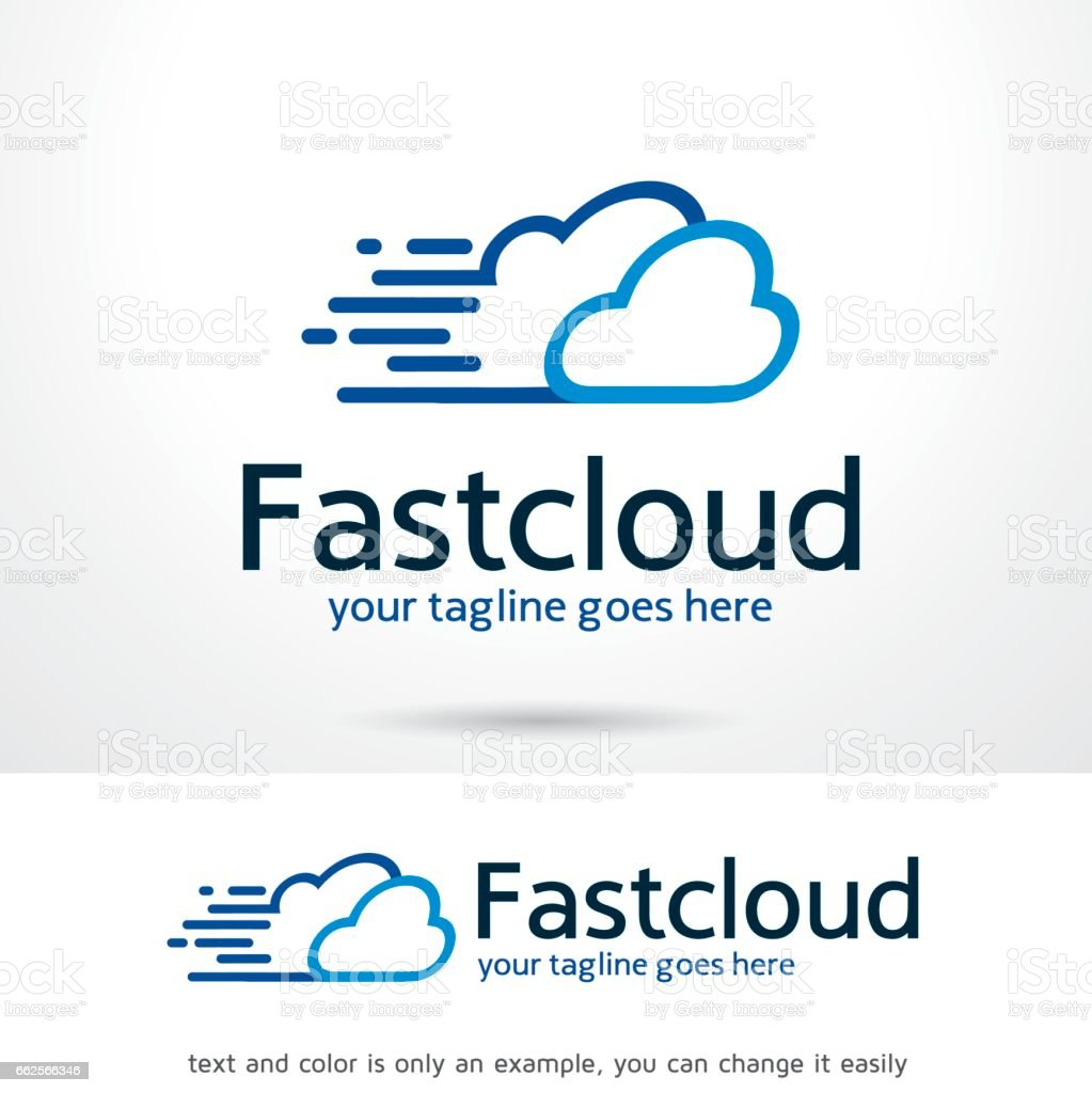 Fast cloud symbol template design vector emblem design concept fast cloud symbol template design vector emblem design concept creative symbol icon biocorpaavc Gallery