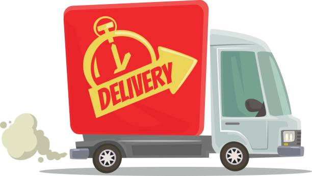 Top 60 Mail Truck Clip Art, Vector Graphics and ...Usps Delivery Truck Clipart