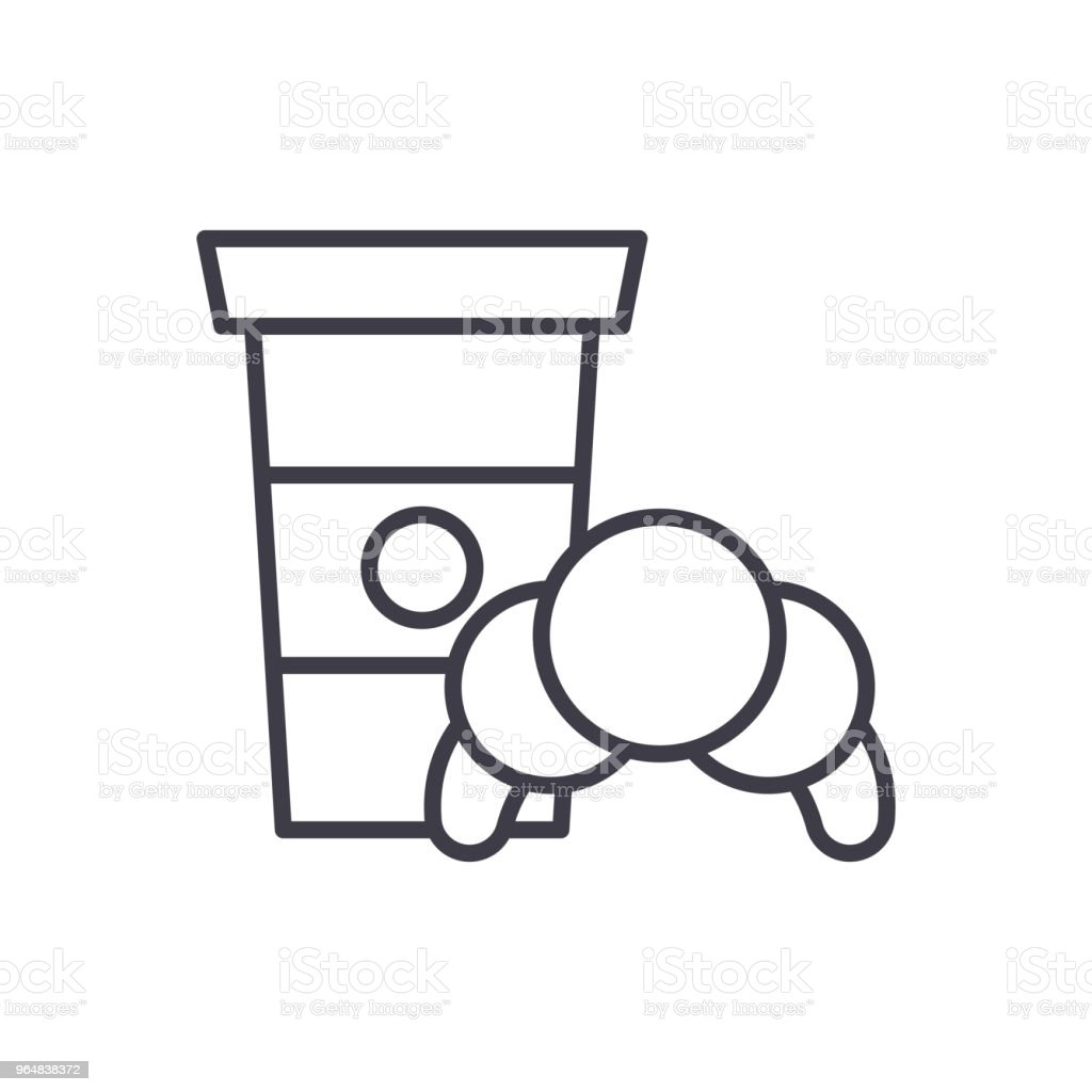 Fast food black icon concept. Fast food flat  vector symbol, sign, illustration. royalty-free fast food black icon concept fast food flat vector symbol sign illustration stock vector art & more images of beer - alcohol