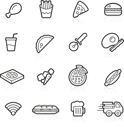 Fast Food Restaurant | Lineal