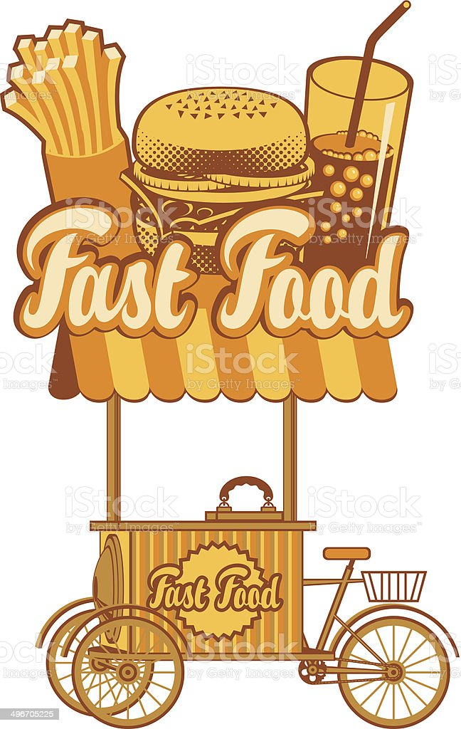 fast food tray