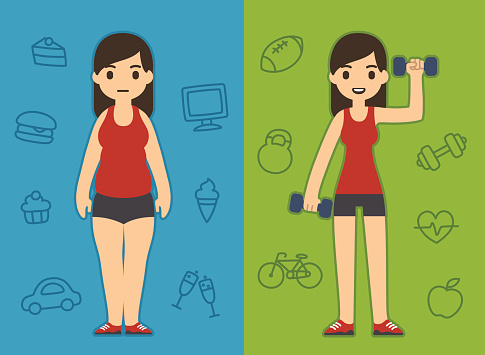 Fat To Fit Animation