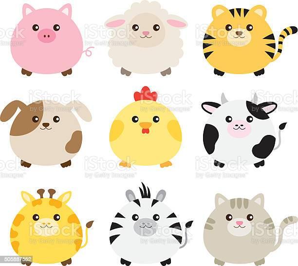 Fat animal set vector id505887552?b=1&k=6&m=505887552&s=612x612&h=2nm48og om tzizjak2nhpovajw0vjk0ynoplvtjlkk=