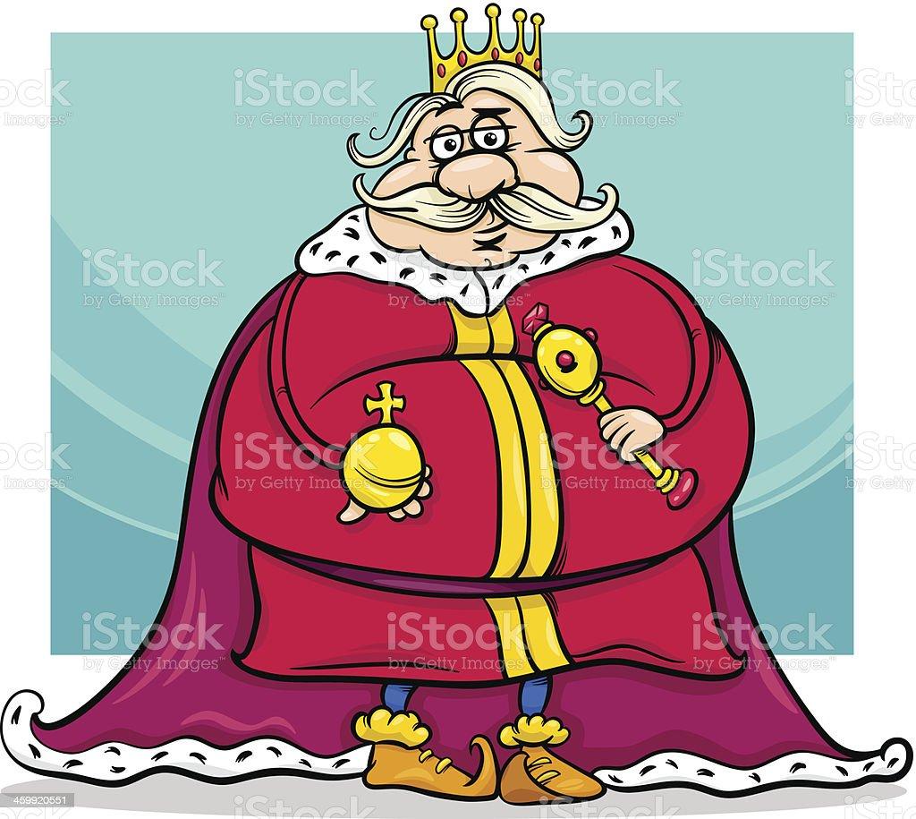 fat king cartoon fantasy character royalty-free fat king cartoon fantasy character stock vector art & more images of adult