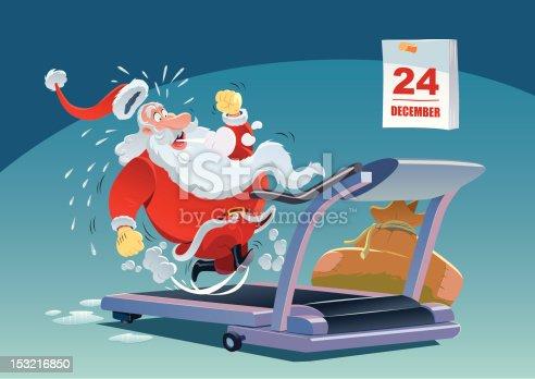 istock Father Christmas 153216850