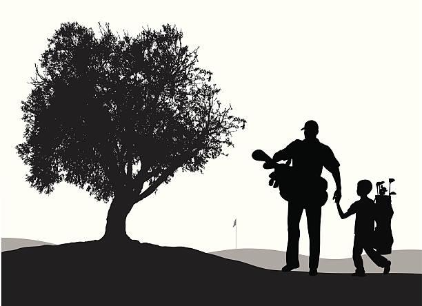 Vater'nSonGolf – Vektorgrafik