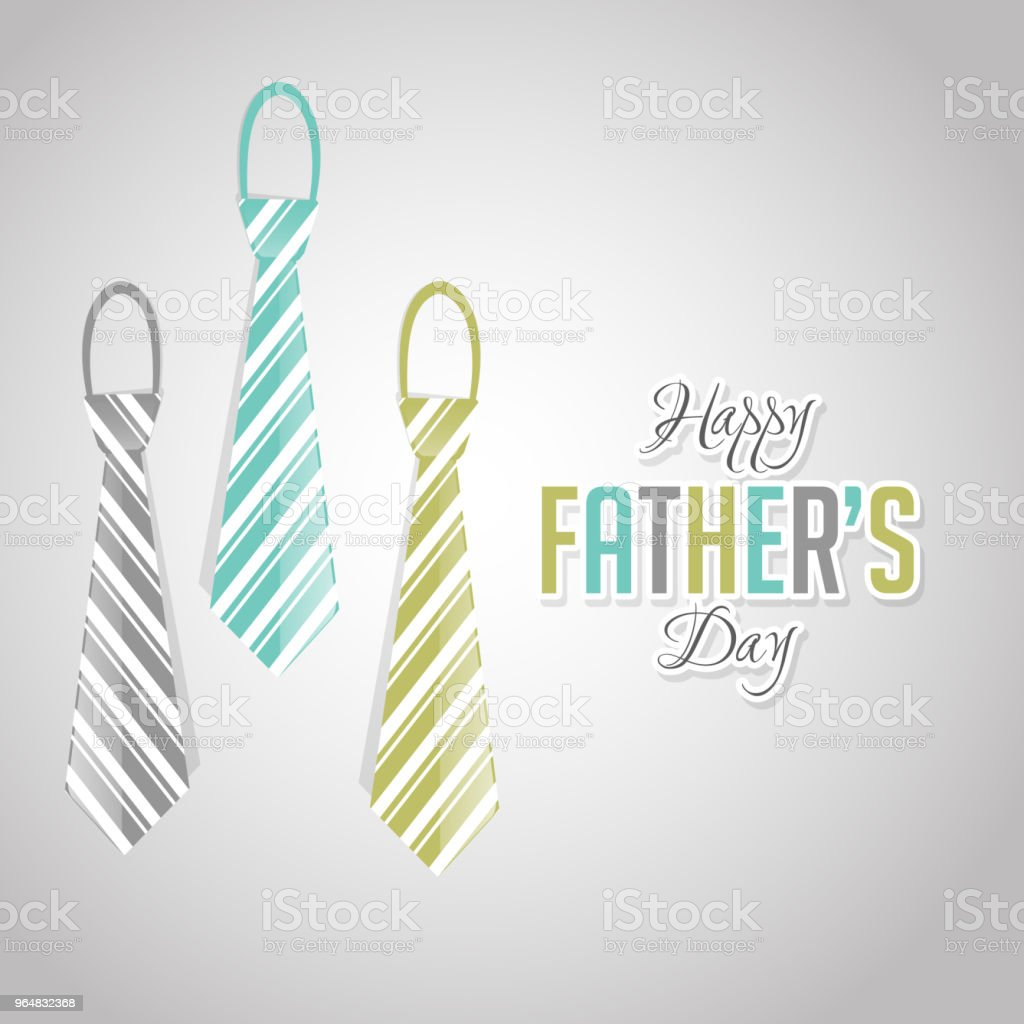 Father's Day Abstract royalty-free fathers day abstract stock vector art & more images of art