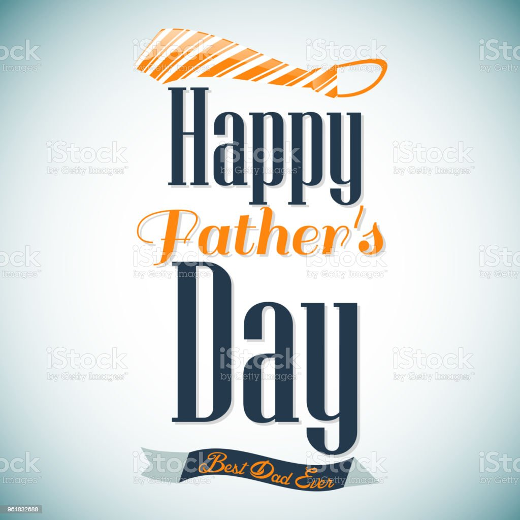 Father's Day Abstract royalty-free fathers day abstract stock illustration - download image now