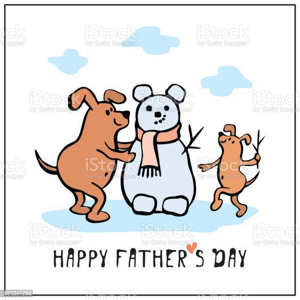 Fathers day greeting card vector id671247750?b=1&k=6&m=671247750&s=612x612&h=5gnscue8bo rj2dzjk3myxn w6wsicc1g y nnp fhw=