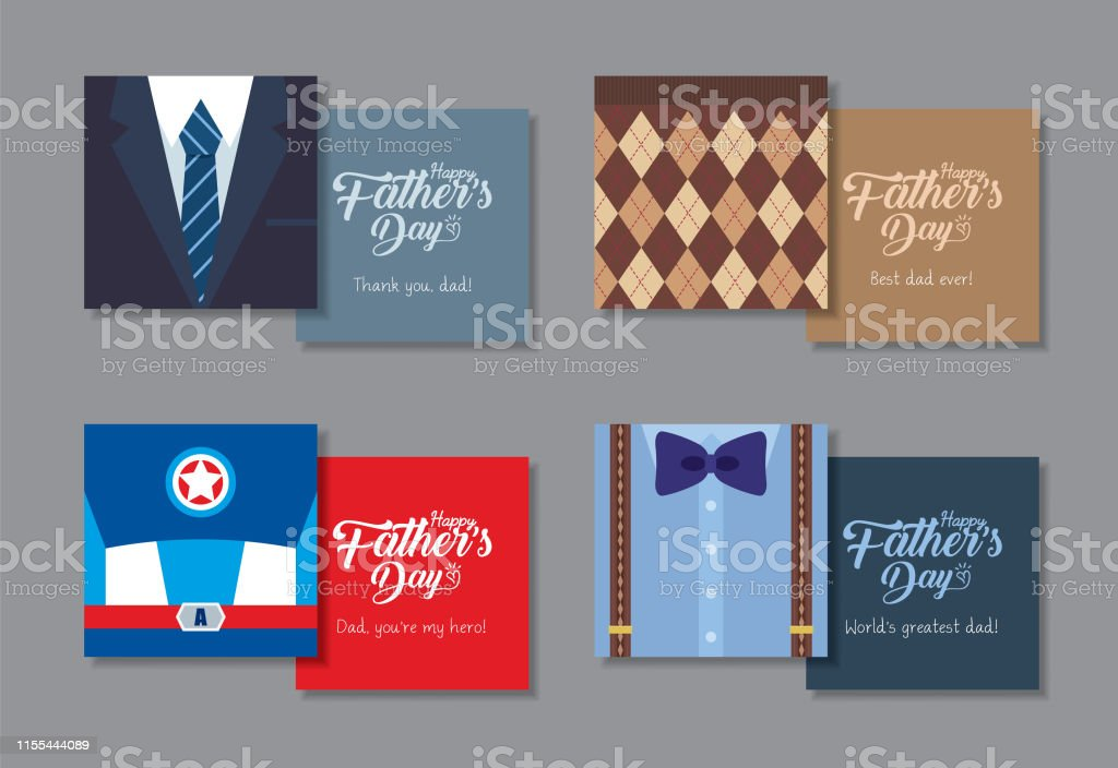 picture relating to Printable Greeting Card Stock named Fathers Working day Printable Template Label Tag Or Greeting Card