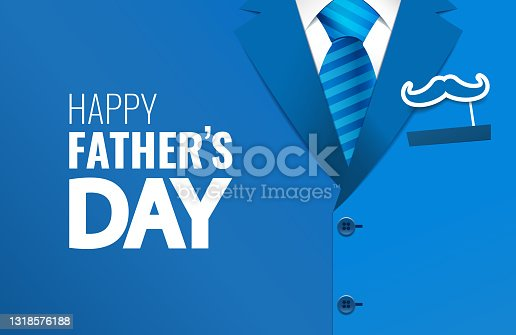 istock Father's day 1318576188