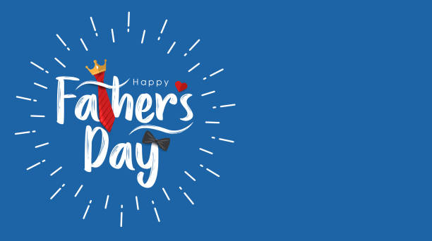 Fathers-Day-26 Father's Day fathers day stock illustrations