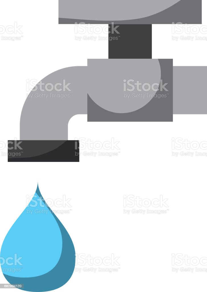 Faucet Icon royalty-free faucet icon stock vector art & more images of backgrounds