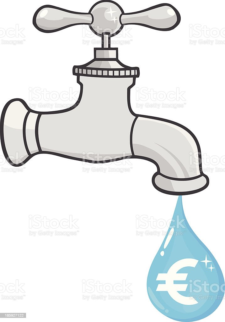 royalty free water faucet clipart pictures clip art vector images rh istockphoto com water faucet clipart free water faucet clipart
