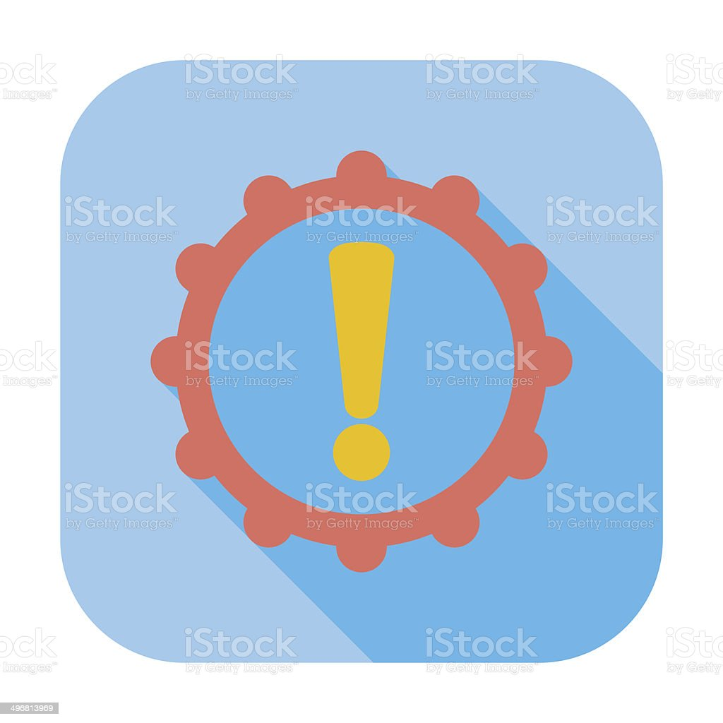 Faulty transmission royalty-free stock vector art