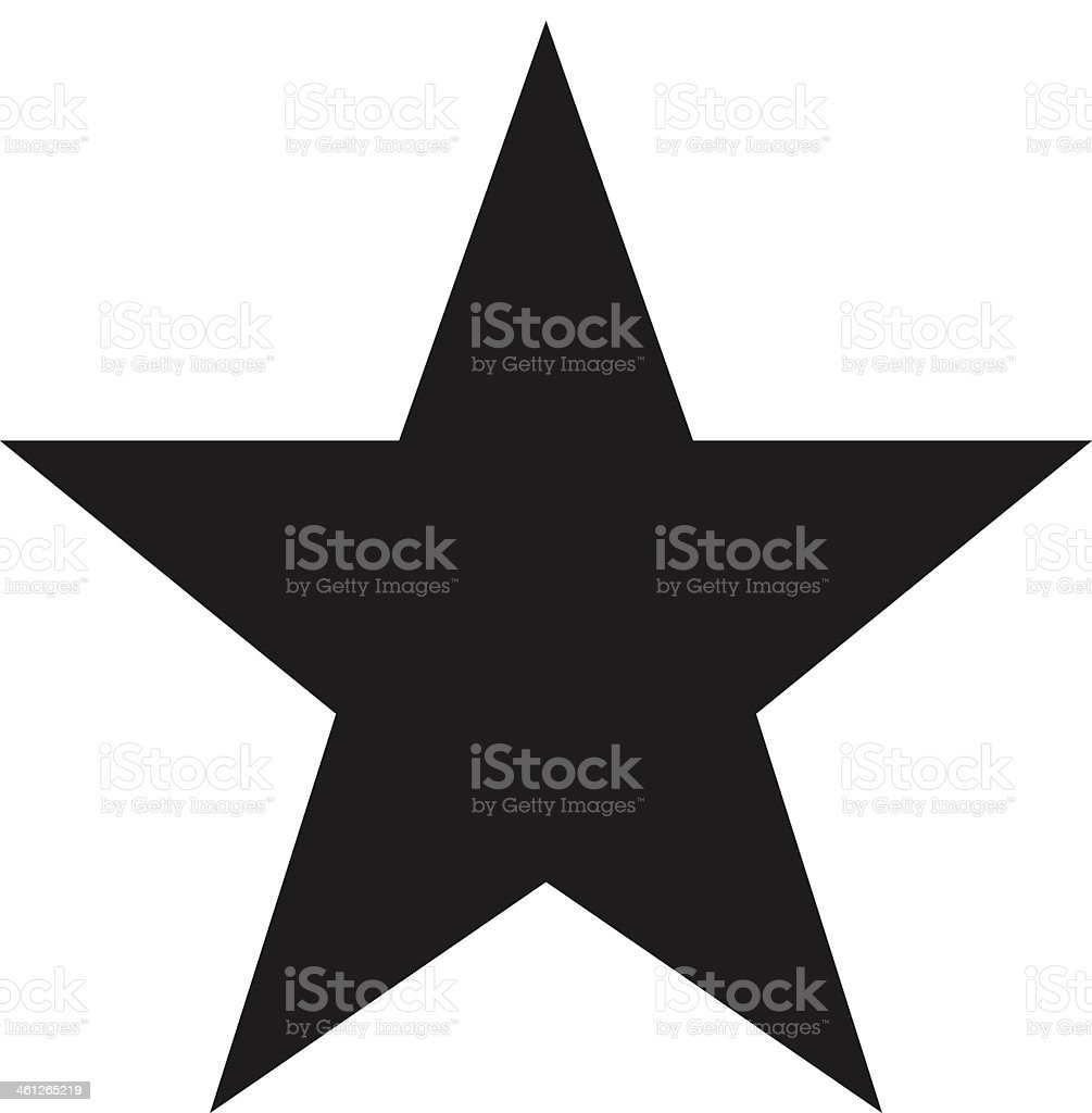 Favorites icon vector art illustration