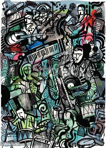 istock Favourite musicians 165925763