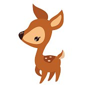 Free Fawn Clipart and Vector Graphics - Clipart.me
