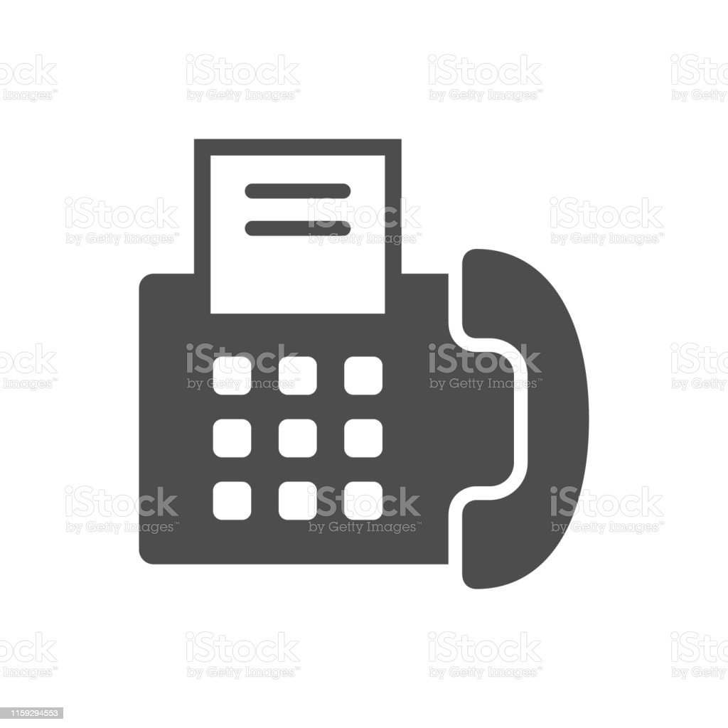 fax vector icon stock illustration download image now istock https www istockphoto com vector fax vector icon gm1159294553 316941864