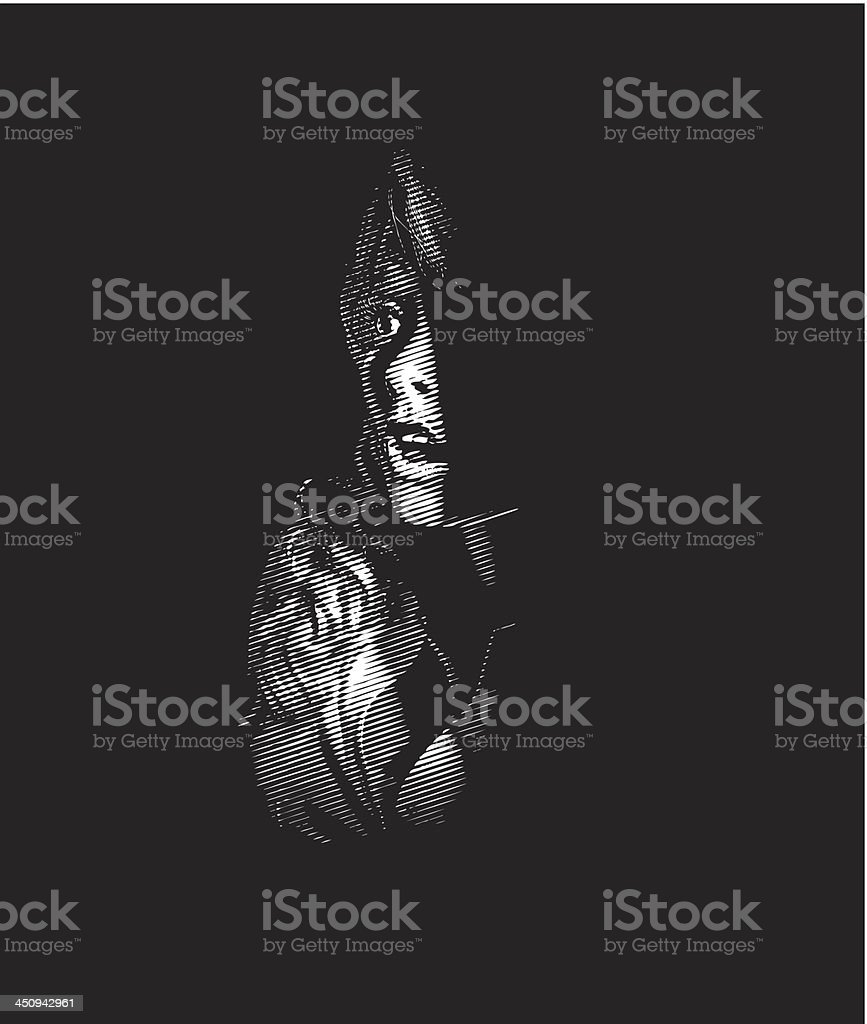 Fear and Suprise royalty-free fear and suprise stock vector art & more images of 1940-1949
