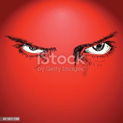 istock Fearless Eyes 451601299