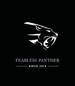 Fearless panther