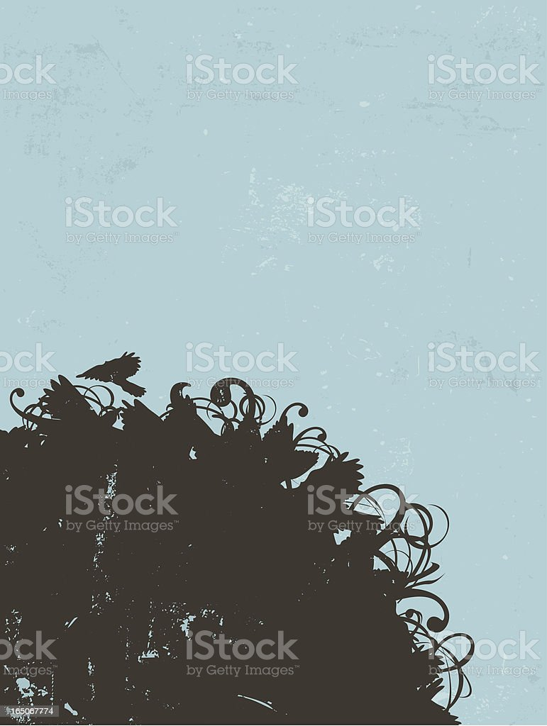 feast of the flock royalty-free stock vector art