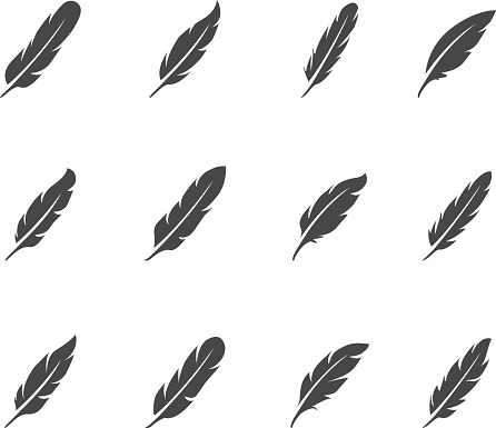 Feather icon set