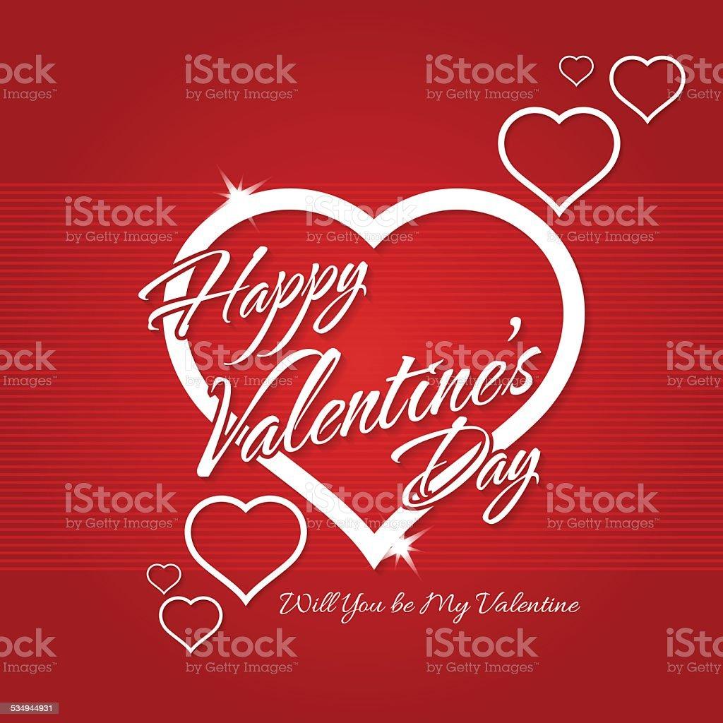 Ilustração De 14 Feliz Dia Dos Namorados Cartão De E Mais Banco De